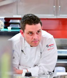 """Chef Richard Rosendale is representing the USA in the upcoming International Competition """"The Bocuse d'Or"""" in France Jan. 2013, follow his journey on Twitter - @RosendaleCMC!"""