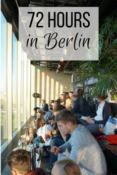 72 Hours in Berlin - Includes vegan/vegetarian dining options - Travel Berlin Travel, Germany Travel, Voyage Europe, Weekend Breaks, Berlin Germany, Berlin Berlin, City Break, Study Abroad, European Travel