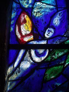 Chagall Figure, Tudeley