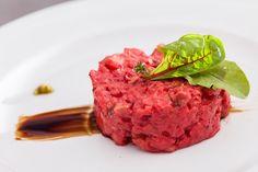 RECEPT: Lehký tatarák z červené řepy - Bezhladoveni.cz Meatloaf, Low Carb, Food, Fitness, Essen, Meals, Yemek, Eten