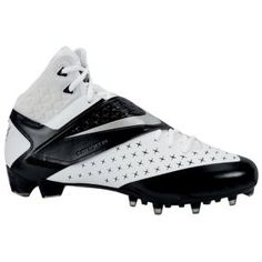 Nike CJ81 Elite TD - Men\u0027s - Calvin Johnson - Black/Black/White