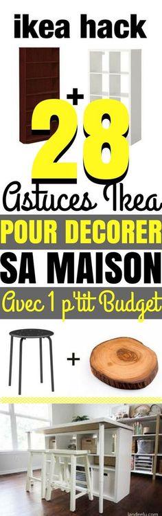 591 best Idées  Astuces pour la Maison images on Pinterest - cree ta propre maison