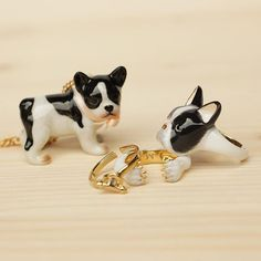 New frenchie accessories that reminds us of the cutest bacon in Singapore, @thefrenchbacon  #thelittledromstore