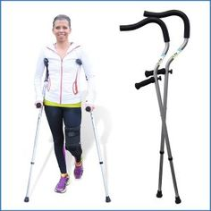 Crutch Bag by Vive - Best Medical Crutch Accessory Carryall Pouch - Tote for Broken Leg Crutches w/ Extra Pockets for Loose Items - Ergonomic & Lightweight Crutch Pouch Carryon - Vive Guarantee Thing 1, Crutches, Broken Leg, Beauty Sale, The Life, Cool Outfits, Clothes For Women, Tops, Stay Active