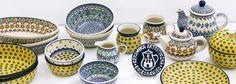 Ceramika Artystyczna(ツェラミカ アルティスティッチナ)のカラフルな食器