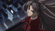Fate Stay Night Rin Tohsaka