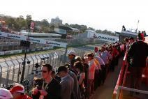 Paddock Club info for Australian GP