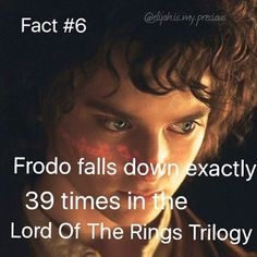Comment '' if you didn't know this! ~ #frodobaggins #Hobbits #LOTR