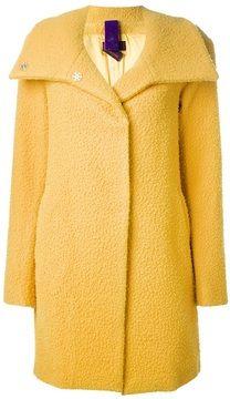 Femme funnel neck coat #wintercoats #coats