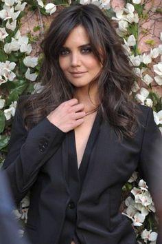 Love her bangs!                                                                                                                                                                                 More