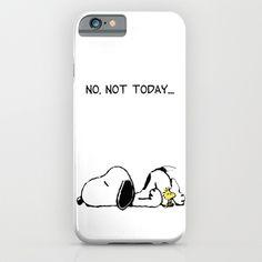 Lazy Snoopy