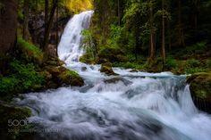 Spring Falls by Daniel-Photo. Please Like http://fb.me/go4photos and Follow @go4fotos Thank You. :-)