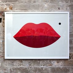 Print Lips