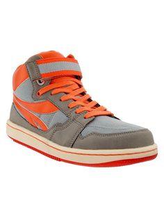 Lanvin Chaussures De Sport De Plongée Haut-dessus - Bleu 03lvjmL9