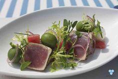Mozaic Nicoise Salad © Mozaic Beachclub