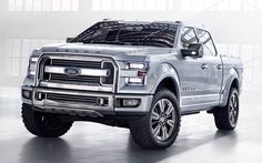ford 2015 f150 | New 2015 Ford F150 Redesign Concept | Redesign Cars 2014-2015