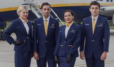 Ryanair está a recrutar assistentes de bordo em Portugal