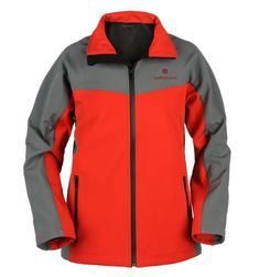 Lucky Bums Youth Soft Shell Solid Jacket Red XLarge  gt  gt  gt  To b8a8f0c42