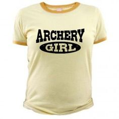 Archery Girl T shirt