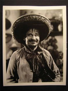 Wallace Beery as Pancho Villa in Viva Villa (1934) Actors Male 91cfa575122