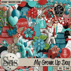My Grown Up Day