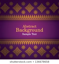 Find Thai Art Background Thai Art Pattern stock images in HD and millions of other royalty-free stock photos, illustrations and vectors in the Shutterstock collection. Pattern Images, Pattern Art, Art Background, Textured Background, Thai Pattern, Thai Design, Thailand Art, Thai Art, Abstract Backgrounds