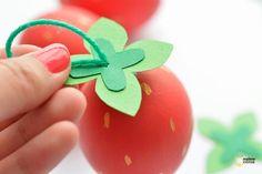 πασχαλινα αυγα φραουλες 1