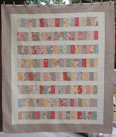May try this quilt pattern for my first quilt