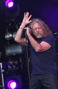 Robert Plant at Bonaroo
