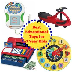 best toys for 3 year olds - simply bubbly