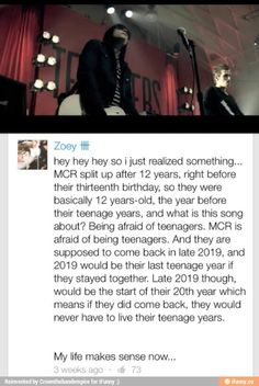 Lol these theories though