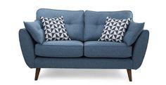 Zinc Express 2 Seater Sofa | DFS