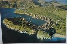 Gustavia 1976 - St Barth St Barts, Vintage Photos, Caribbean, River, Island, Beach, Outdoor, Cards, Outdoors
