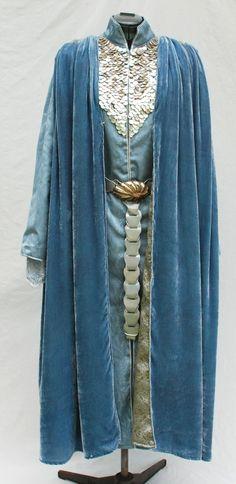 Armored Aquatic Elrond Inspired Costume
