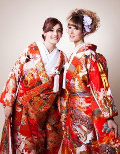 TOKYO JAPAN IROUCHIKAKE Wedding Memorial, Tokyo Japan, Kimono, Memories, Studio, Photos, Fashion, Memoirs, Moda