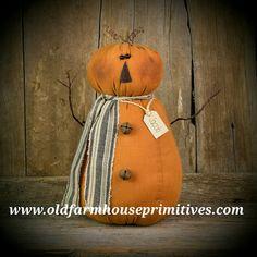 Halloween Ornaments, Fall Halloween, Halloween Crafts, Holiday Crafts, Ornaments Ideas, Thanksgiving Crafts, Summer Crafts, Primitive Crafts, Primitive Christmas