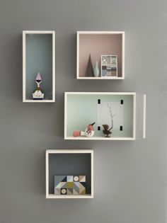 Ferm Living Wall Boxes