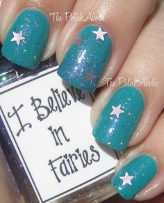 Whimsical Ideas by Pam- I Believe in Fairies