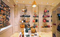 Bijuteri - Mağaza Dekorasyon ve Raf Sistemleri, Orta stand, Mağaza Tasarım