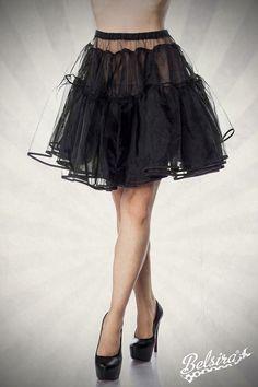 Petticoat schwarz 1-50046-002