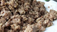 Custom-blend herbs and spices to make your own Italian sausage! Try this earthy mix of black pepper and fiery red pepper, anise seeds, paprika, onion flakes, garlic powder, salt and Italian-style seasoning.