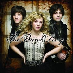 The Band Perry is from Greeneville, TN!