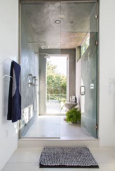 Room for a shower.
