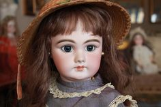 DEP Closed Mouth Size 12 Bebe Doll - Castellidoll
