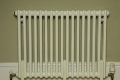 Modern Country Style: Gorgeous radiators! - Who'd have thought!!?  Click through for details.