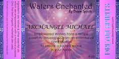 Hey, I found this really awesome Etsy listing at http://www.etsy.com/listing/154539060/archangel-michael-protection-spray-4-oz