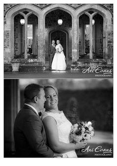 Fawsley Hall Winter Wedding Photography