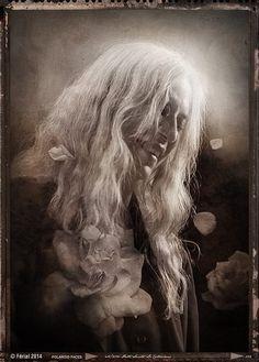 POLA FACES / 2014 - Patti Smith #PattiSmith © 2014 Ferial