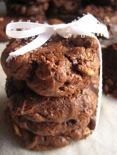 Gourmet Baking: Chocolate Fudge Cookies
