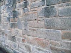 going to the vanishing point brick pattern